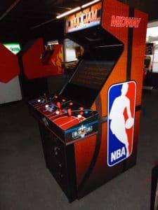 New NBA Jam Arcade Game Chattanooga Pinball
