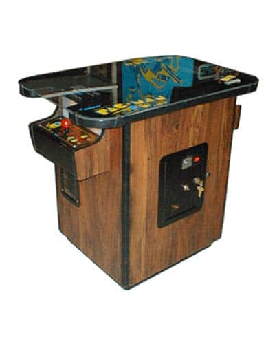 New Pacman Cocktail Table Arcade Game